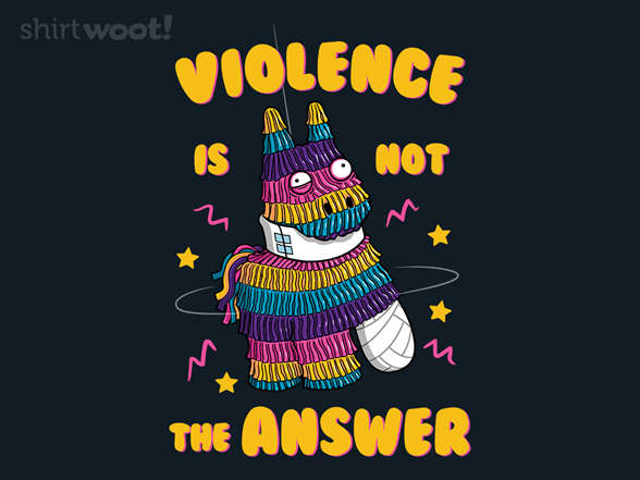 Not The Answer T Shirt
