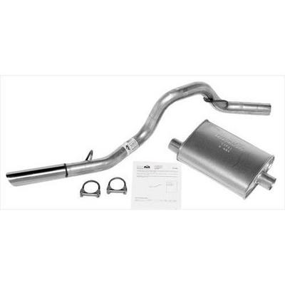 Dynomax Cat Back Exhaust System - 17345