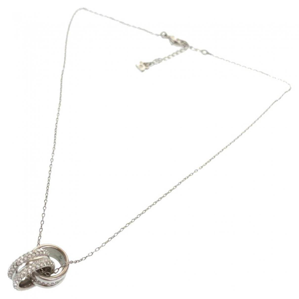 Swarovski - Collier   pour femme en metal