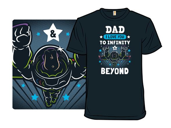 Love To Infinity T Shirt
