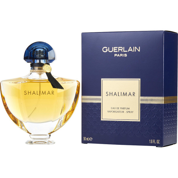 Guerlain - Shalimar : Eau de Parfum Spray 1.7 Oz / 50 ml