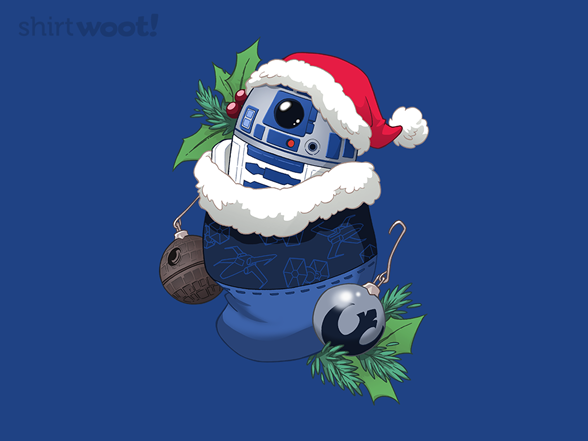 Droid Stocking Stuffer T Shirt