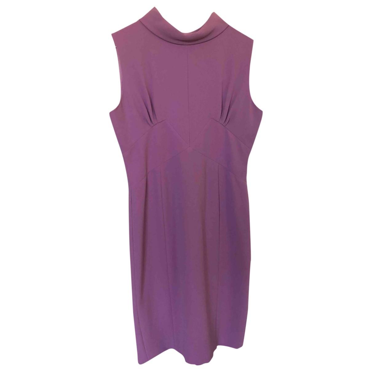 Bottega Veneta \N Purple dress for Women 44 IT