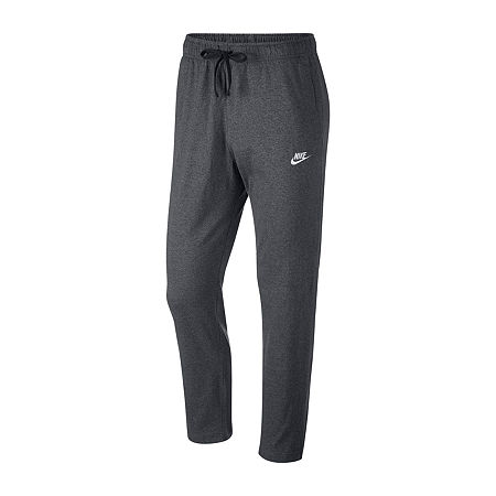Nike Mens Athletic Fit Pull-On Pants, Small , Gray