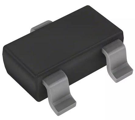 ROHM , 5.4V Zener Diode ±5% 250 mW SMT 3-Pin SOT-23 (250)