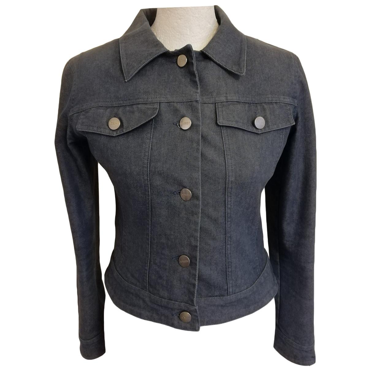 Joseph \N Jacke in  Blau Denim - Jeans