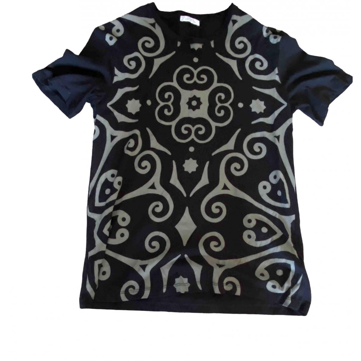Versace \N Black Cotton T-shirts for Men L International