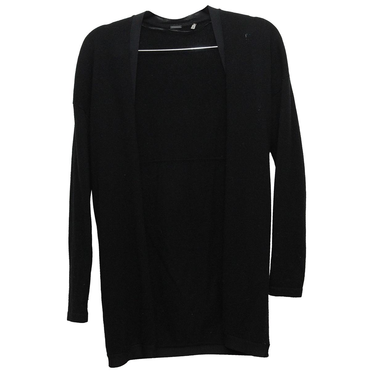 Elie Tahari \N Pullover in  Schwarz Wolle