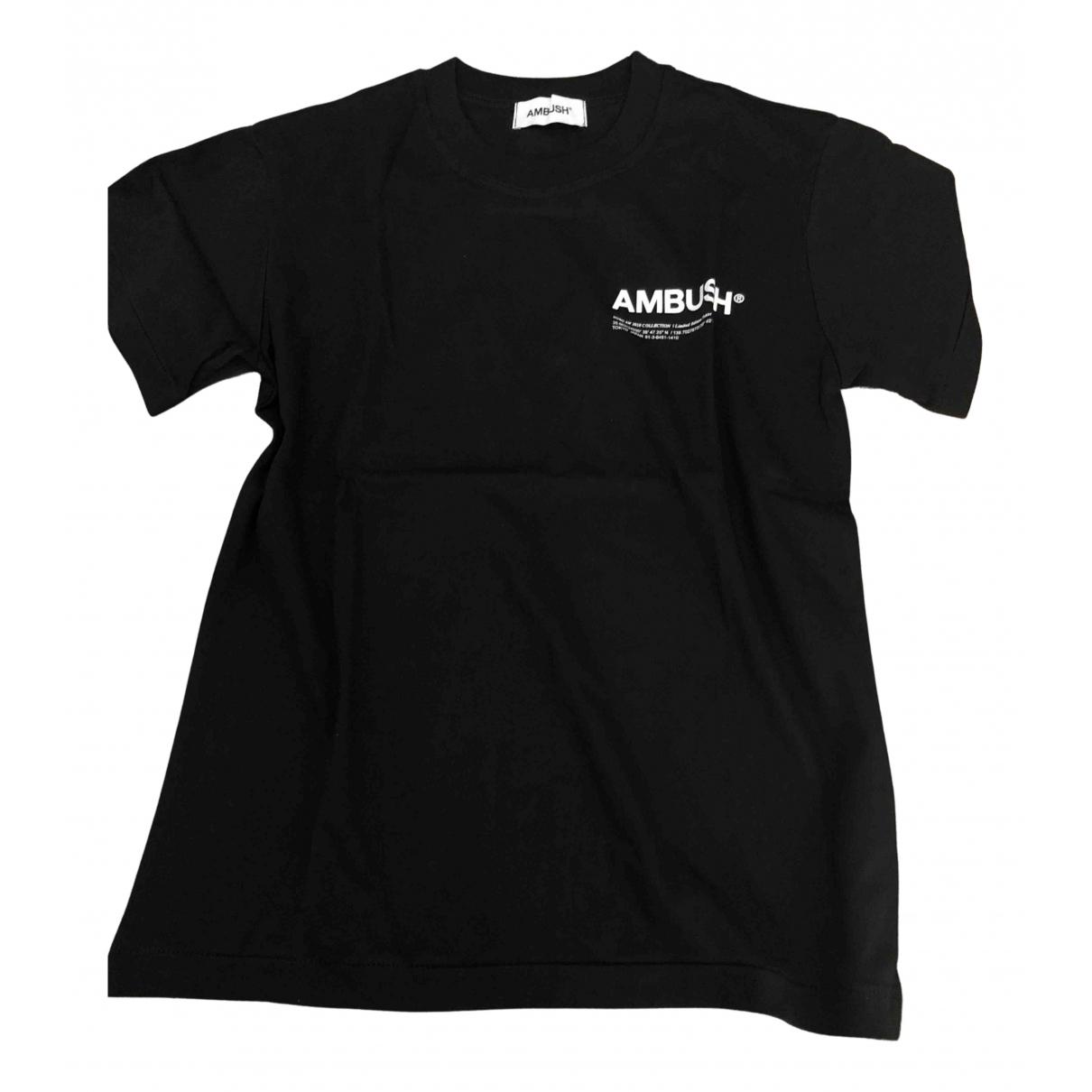 Ambush N Black Cotton T-shirts for Men 1 0 - 6