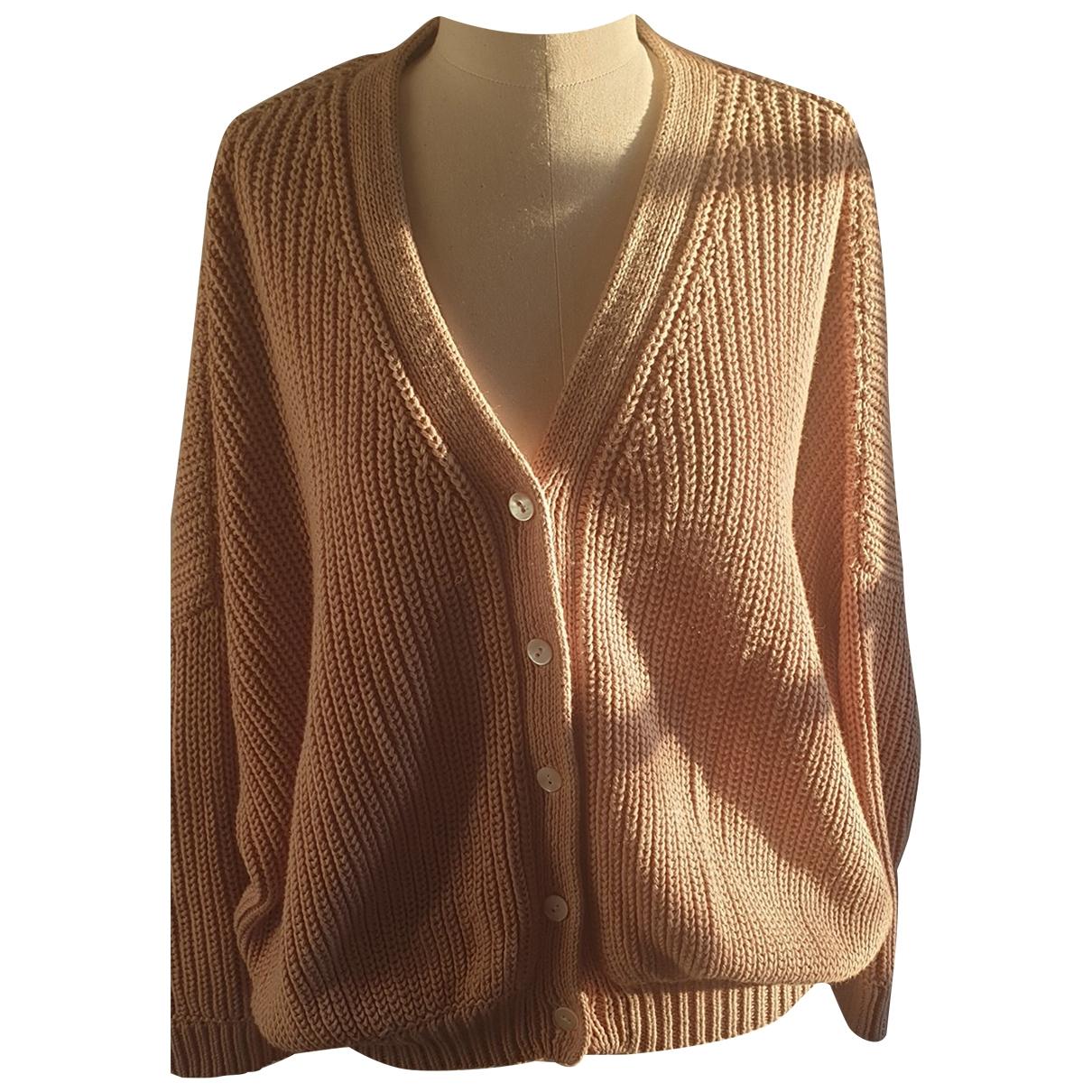 Nico \N Pink Cotton Knitwear for Women S International