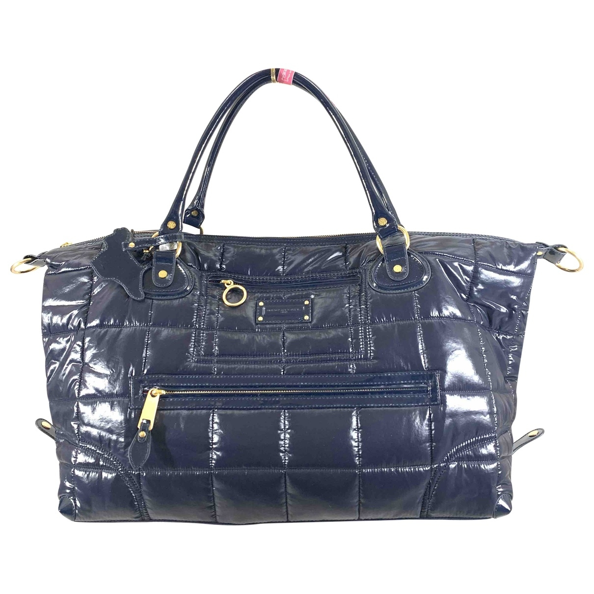 Non Signé / Unsigned \N Blue Travel bag for Women \N