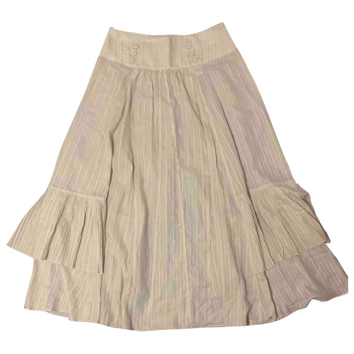 Falda maxi Emporio Armani