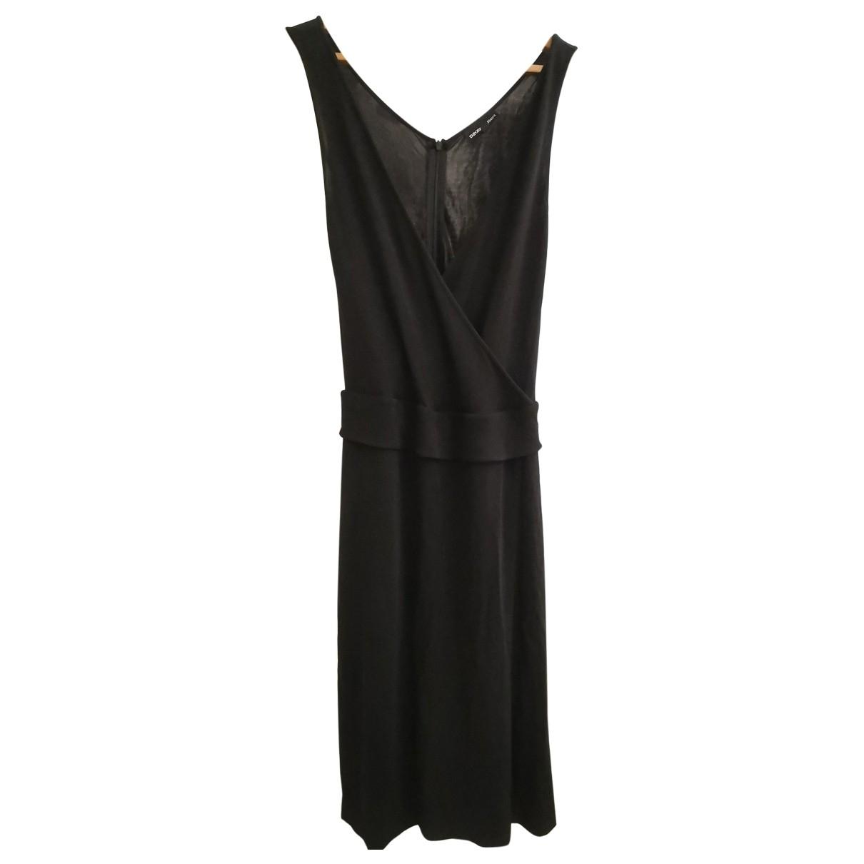 Emporio Armani \N Black dress for Women 42 IT
