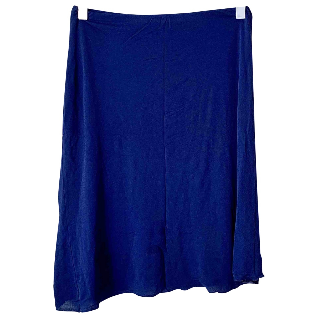 Maison Martin Margiela \N Blue skirt for Women 38 IT