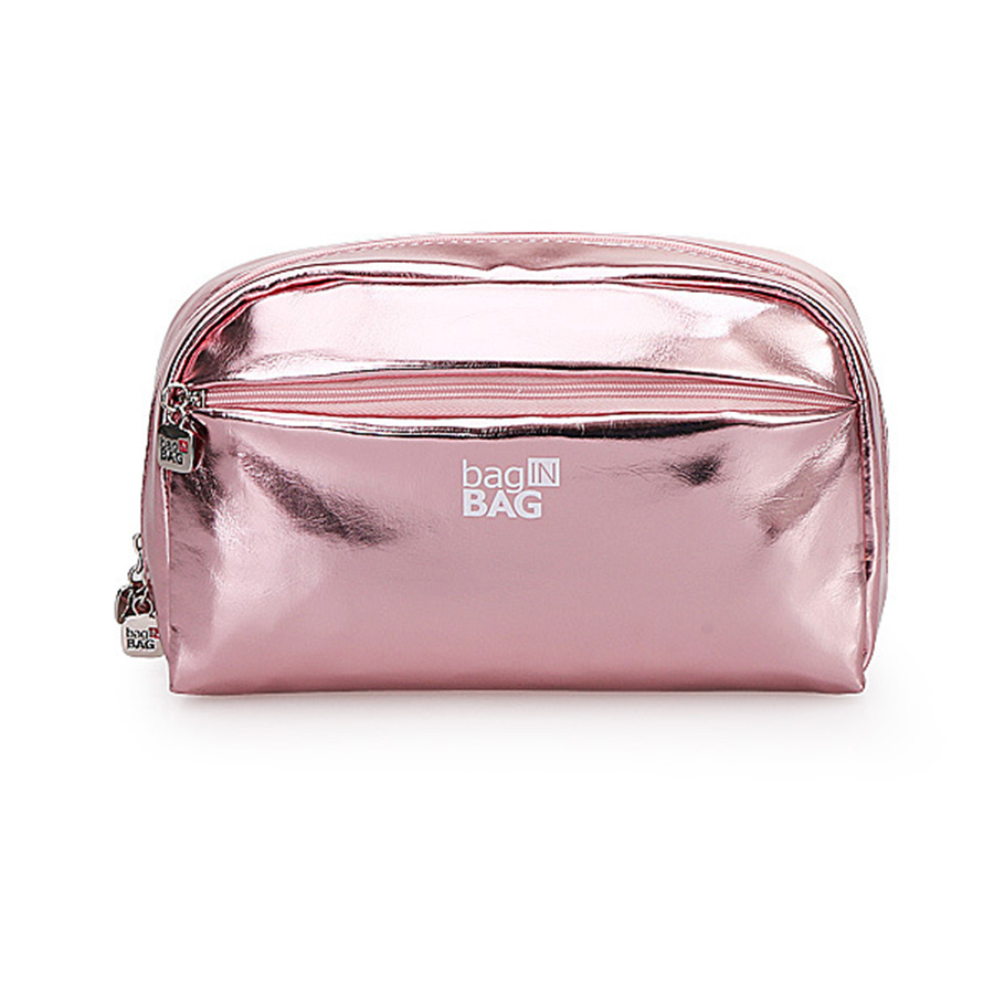 Small Portable High Capacity Simple Style Storage Bag
