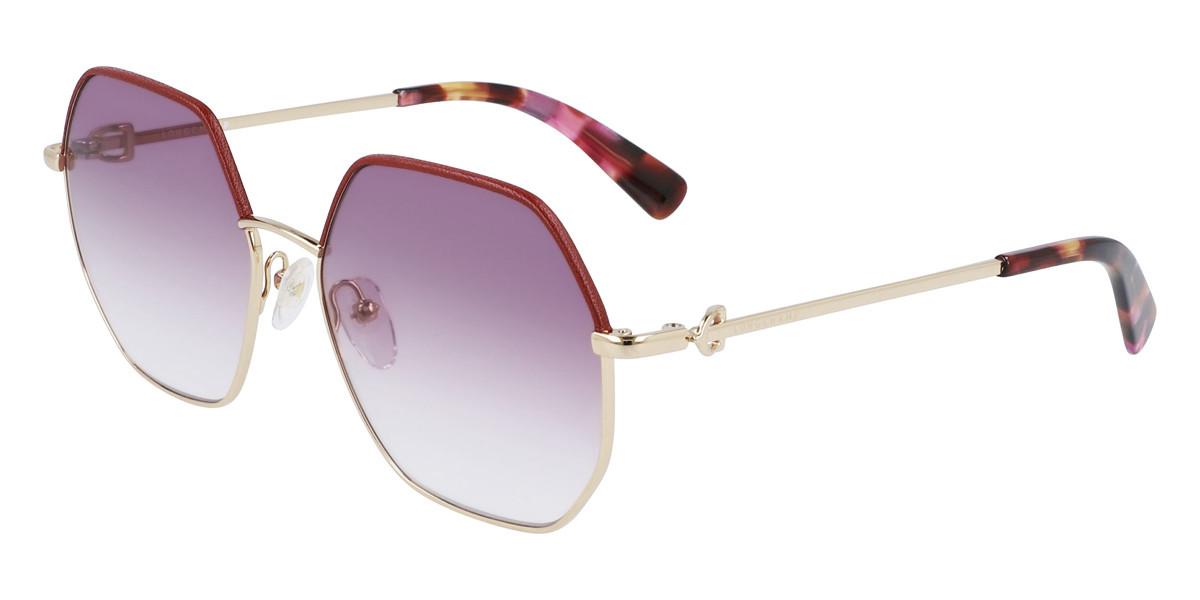 Longchamp LO140SL 721 Women's Sunglasses  Size 58