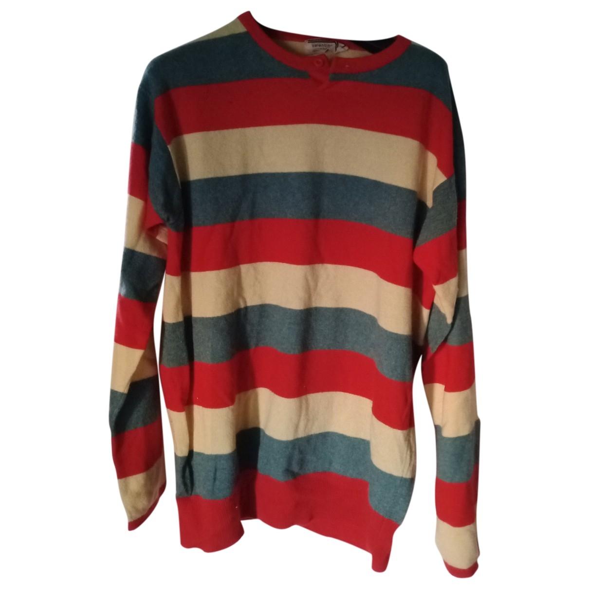 Valentino Garavani \N Pullover.Westen.Sweatshirts  in  Bunt Kaschmir