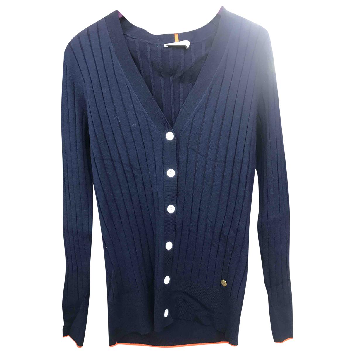 Paul Smith \N Navy Wool Knitwear for Women M International