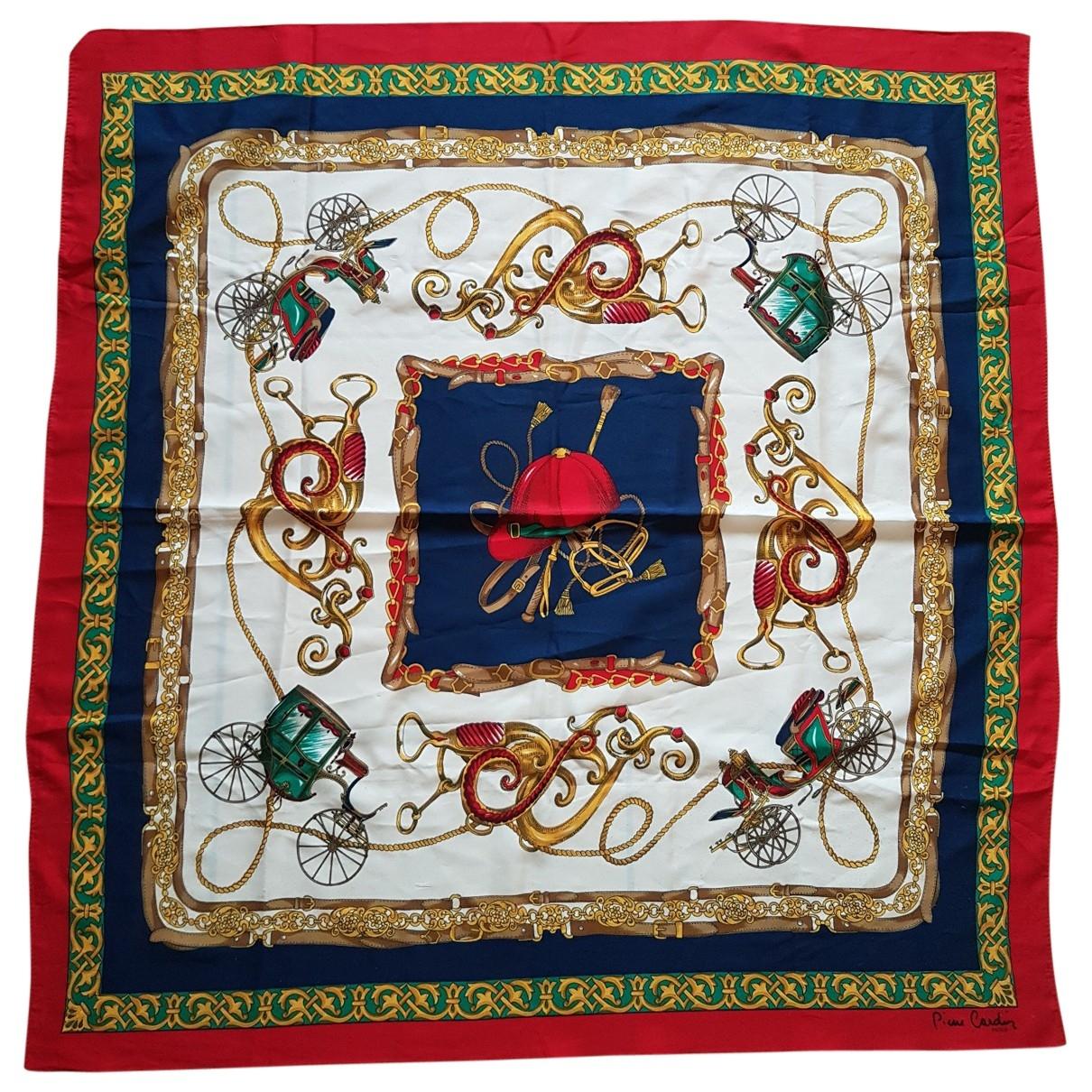 Pierre Cardin \N Multicolour scarf for Women \N