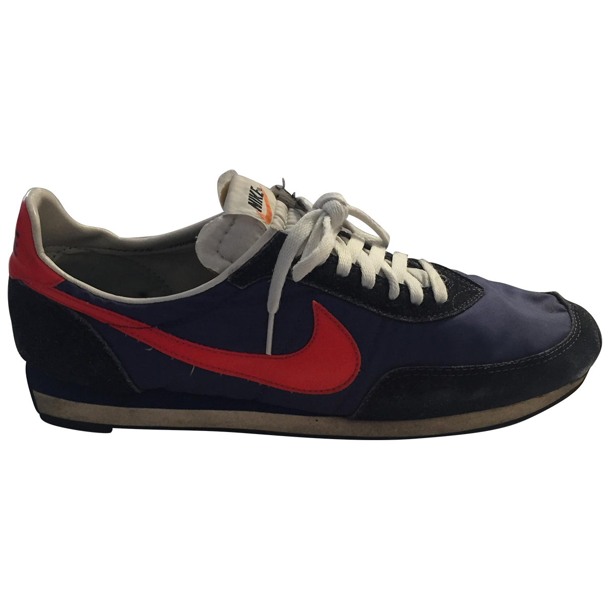Nike \N Blue Cloth Trainers for Men 11.5 US