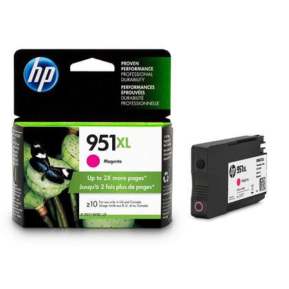 HP 951XL CN047AN Original Magenta Ink Cartridge High Yield