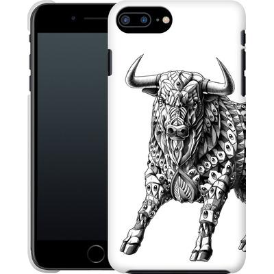 Apple iPhone 7 Plus Smartphone Huelle - Raging Bull von BIOWORKZ