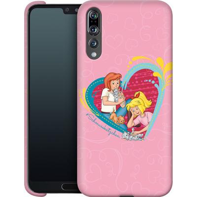 Huawei P20 Pro Smartphone Huelle - Bibi und Tina Schmusekaetzchen von Bibi & Tina