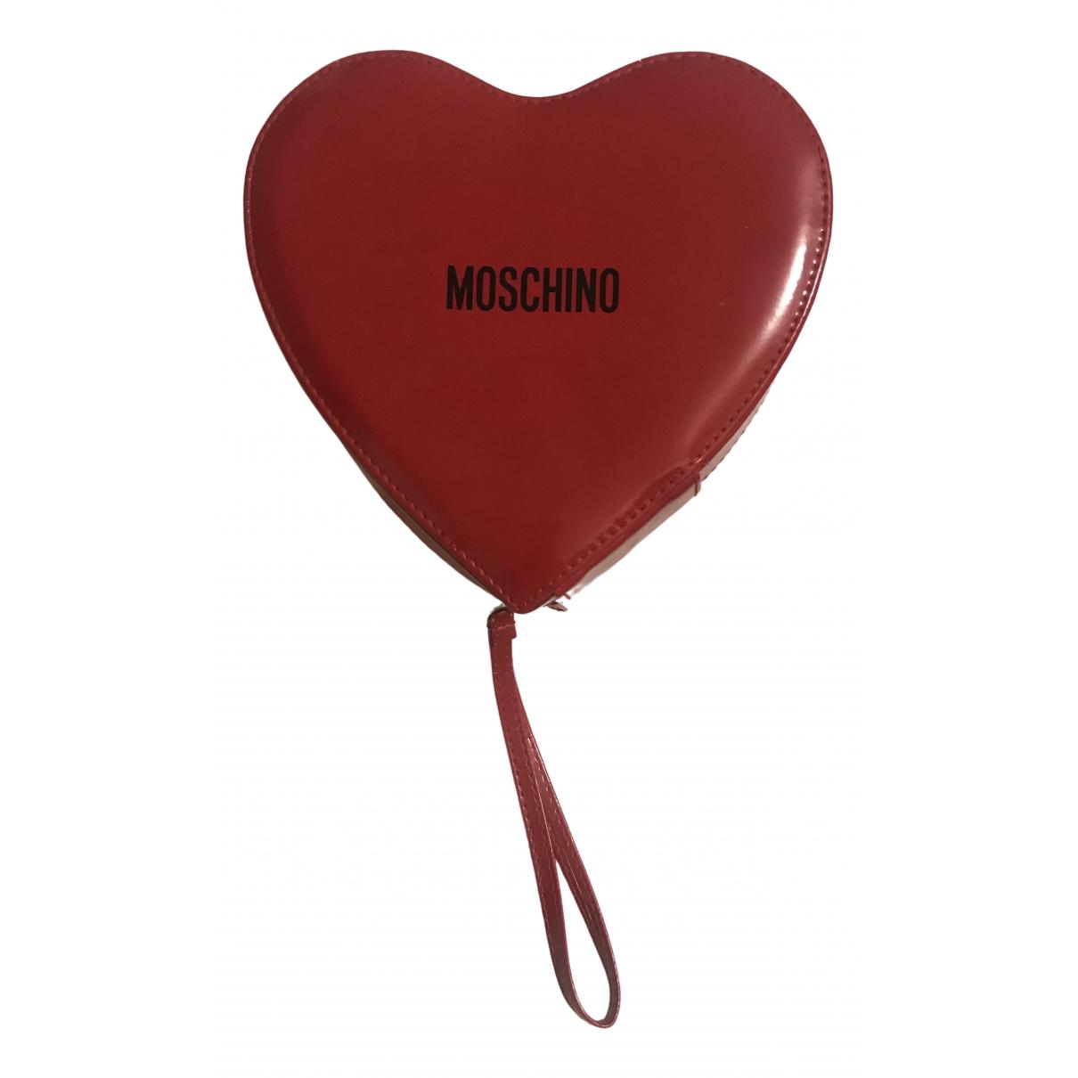 Moschino \N Red handbag for Women \N