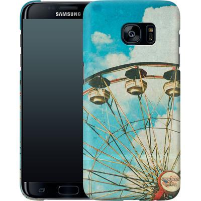 Samsung Galaxy S7 Edge Smartphone Huelle - Cofer Family von Joy StClaire