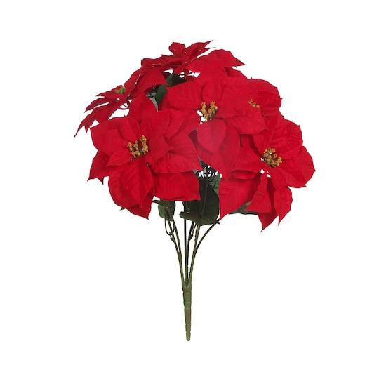 Red Poinsettia Bush By Ashland® | Michaels®