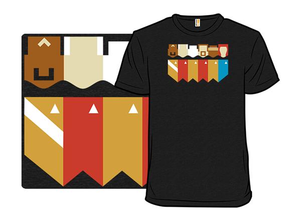 Minimal Generations T Shirt