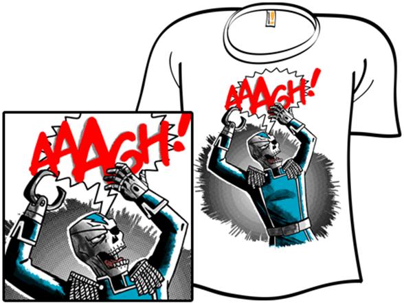Foiled Again! T Shirt