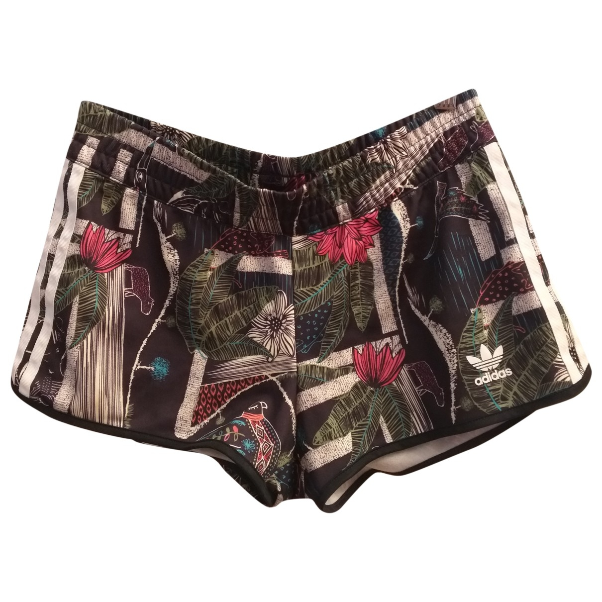 Jeremy Scott Pour Adidas \N Shorts in  Bunt Polyester