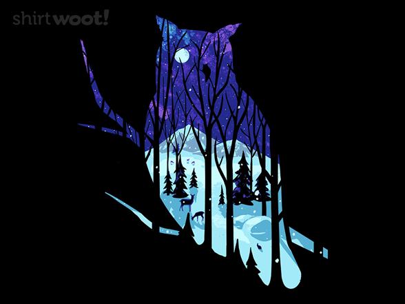 Winter Watcher T Shirt