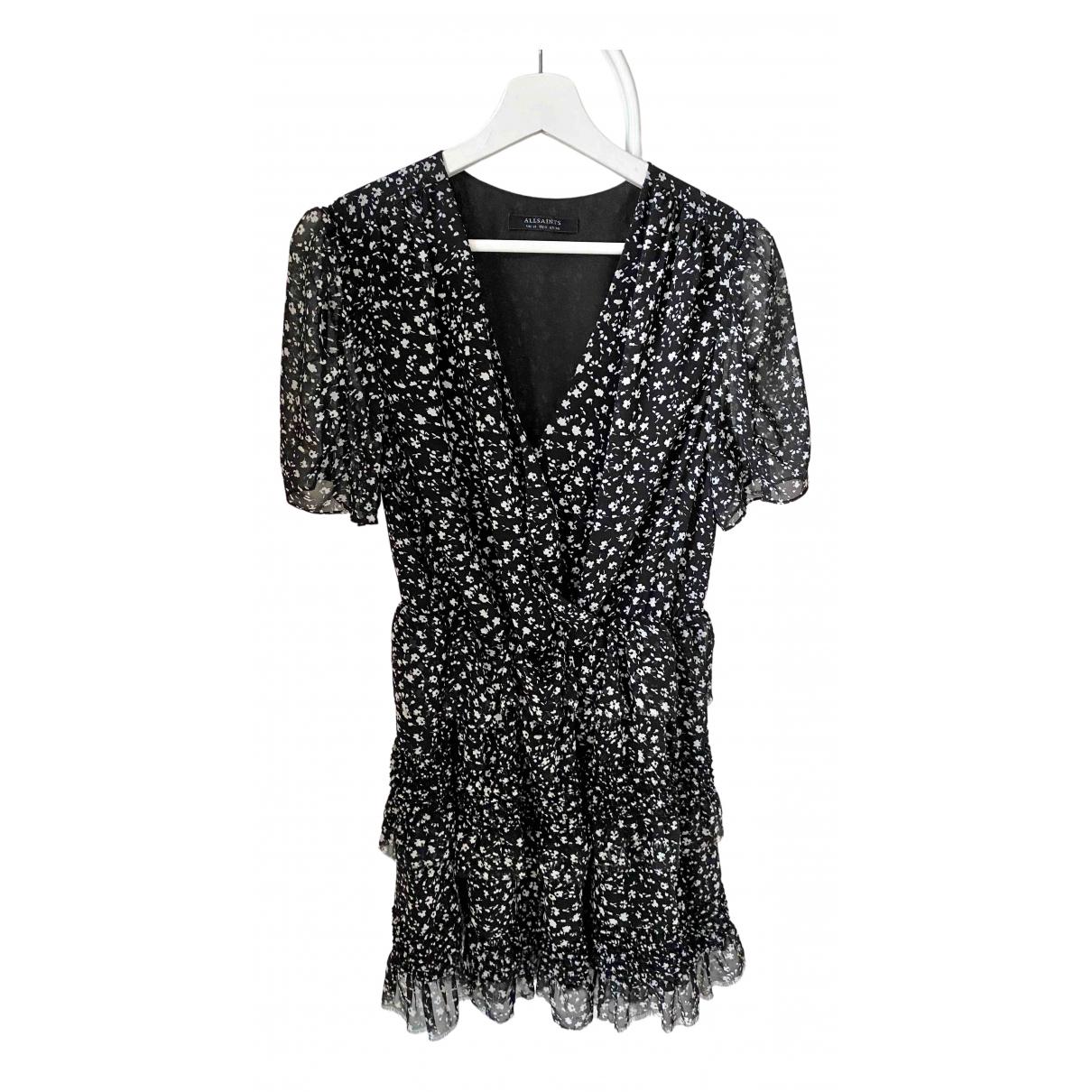 All Saints \N Black dress for Women 10 UK