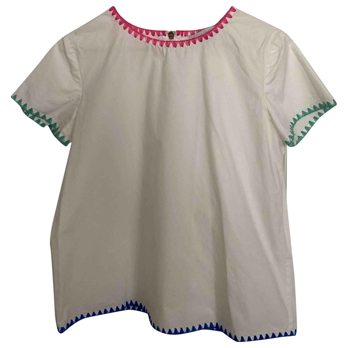 Mira Mikati \N White Cotton  top for Women 36 FR