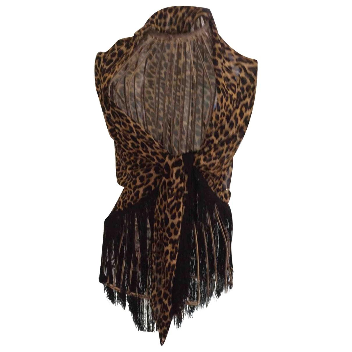 Dior \N Multicolour scarf for Women \N