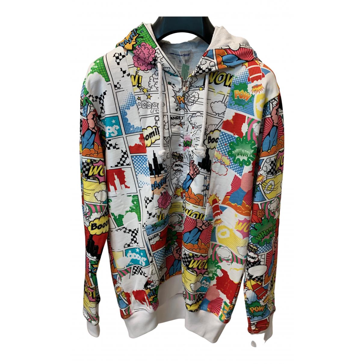 Comme Des Garcons \N Pullover.Westen.Sweatshirts  in  Bunt Baumwolle