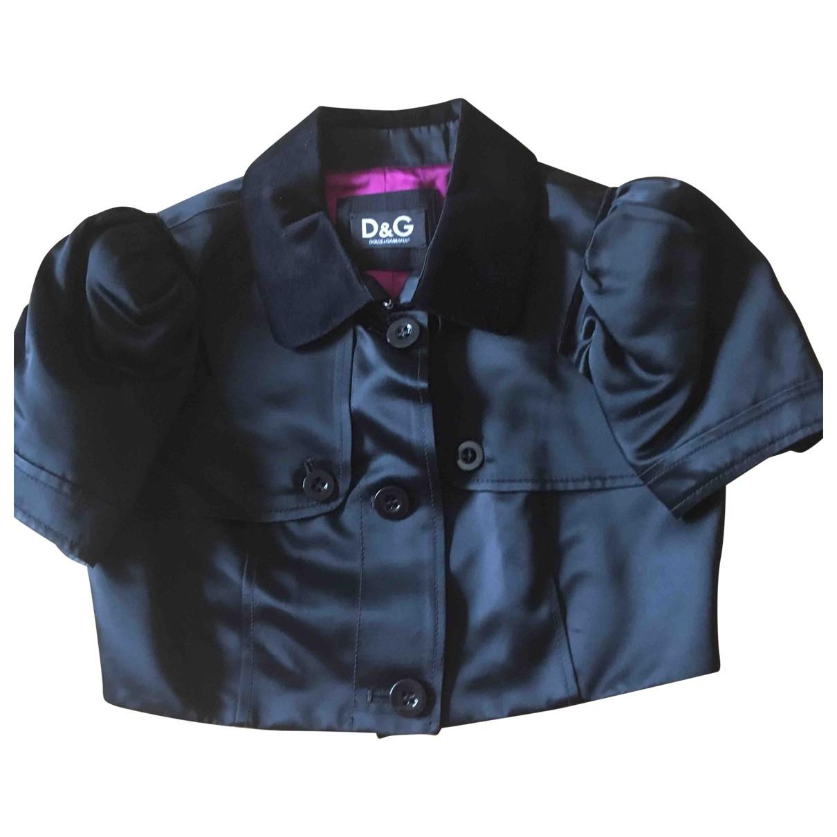 D&g \N Black jacket for Women 44 IT