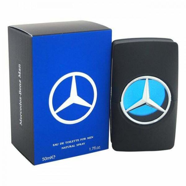 Mercedes Benz Man - Mercedes-Benz Eau de toilette en espray 50 ML