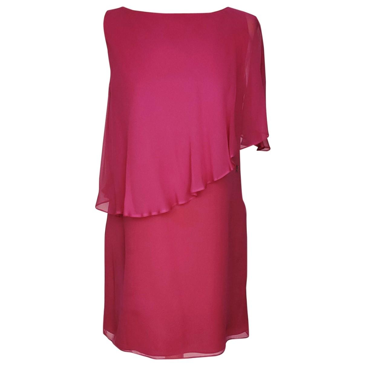 Mini vestido de Seda Galliano