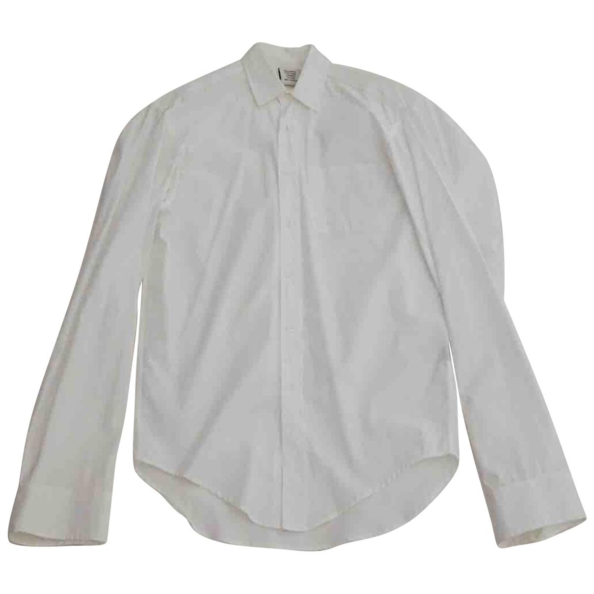 Vetements \N White Cotton  top for Women S International