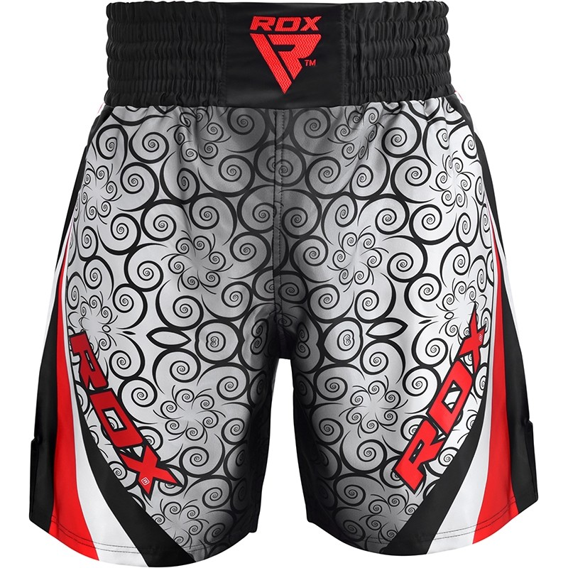 RDX BSS Trainings Boxerhose M Rot