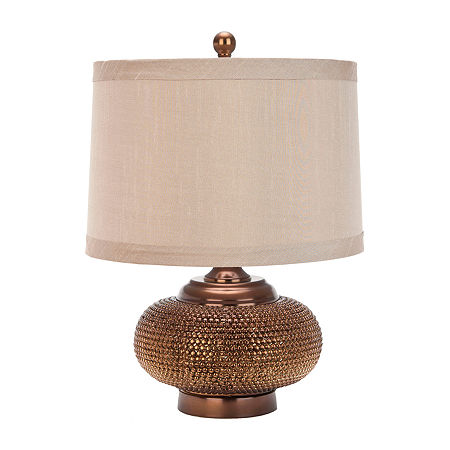 Safavieh Alexis Resin Table Lamp, One Size , Brown