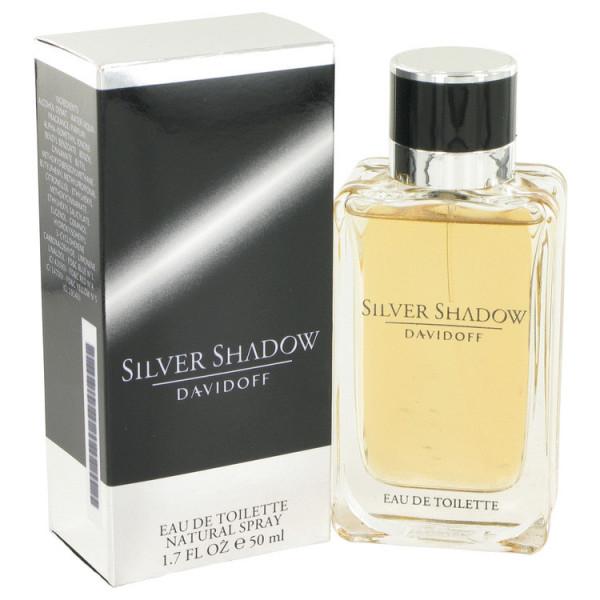 Silver Shadow - Davidoff Eau de toilette en espray 50 ML