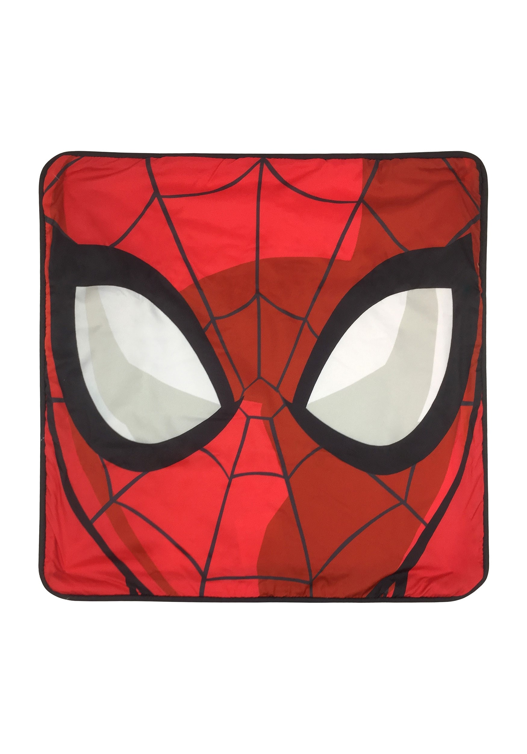 Avengers Spidey Face Pillow Decor Cover