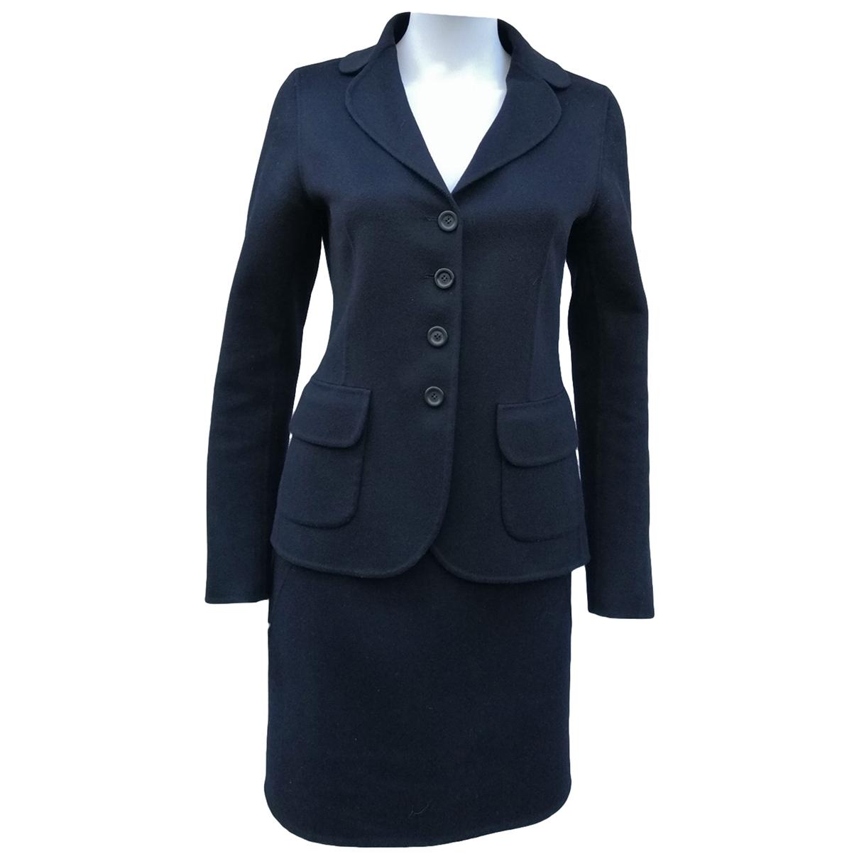 Celine \N Black Wool jacket for Women 36 FR