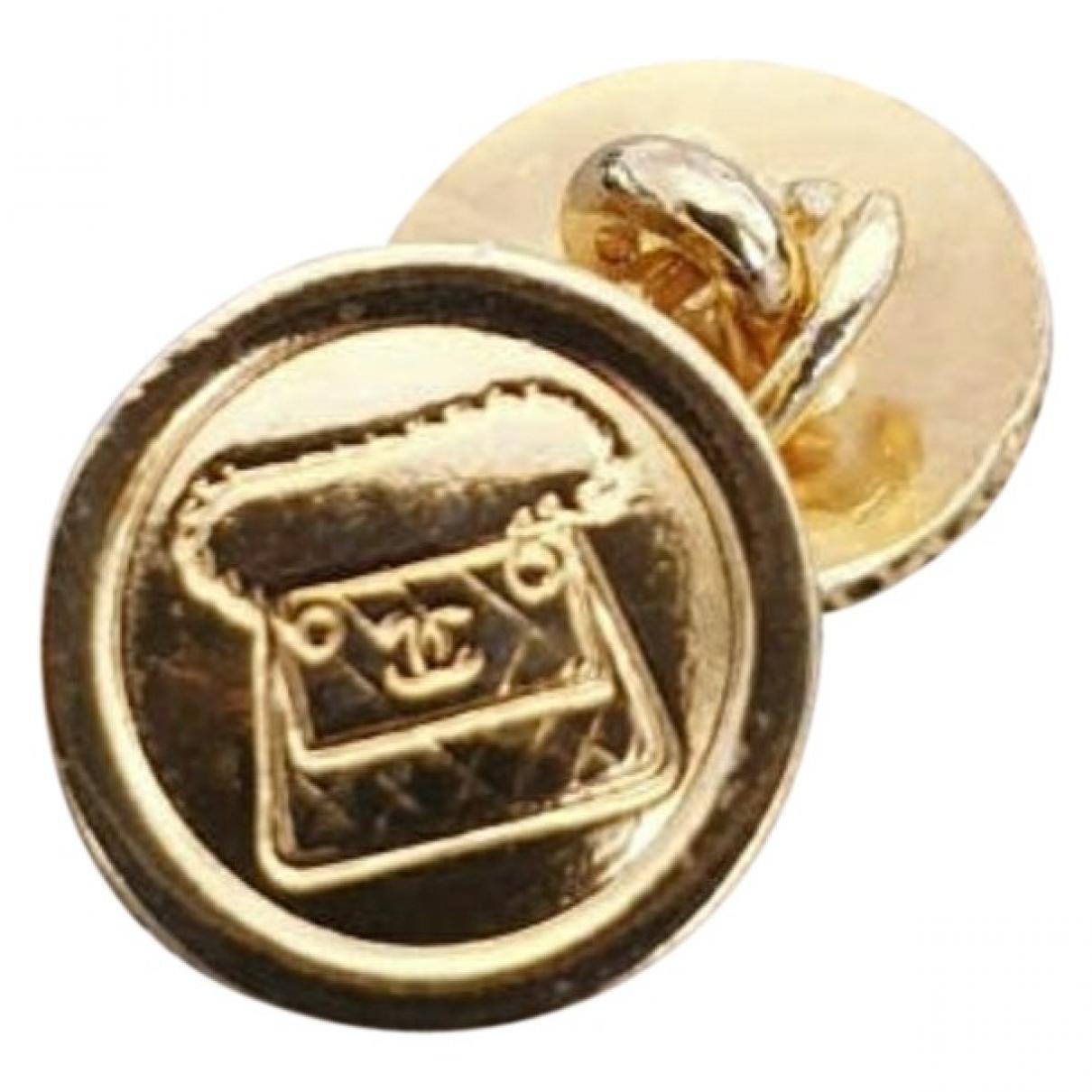 Chanel \N Kleinlederwaren Gold