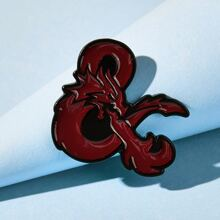 1pc Dragon Brooch