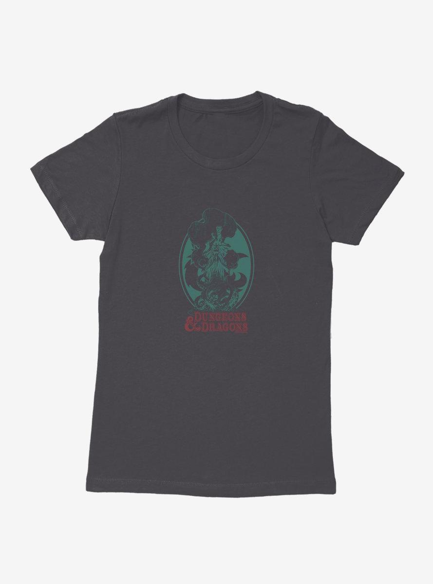Dungeons & Dragons Magic Womens T-Shirt